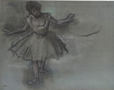A Ballet Dancer by Edgar Degas