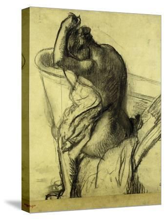 After the Bath; Apres Le Bain, 1899