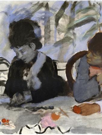 Au Cafe, C1877-1880