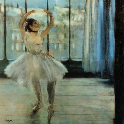 Ballet Dancer 1 by Edgar Degas