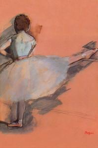 Ballet Dancer by Edgar Degas
