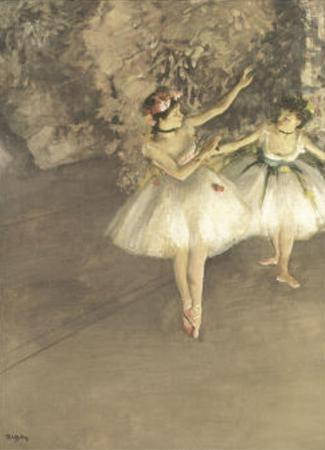 Ballet Dancers by Edgar Degas