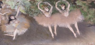 Ballet Scene, C.1879