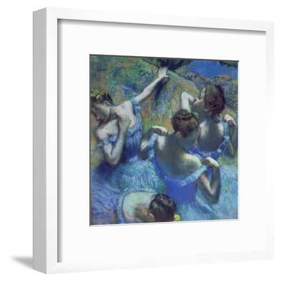 Blue Dancers, circa 1899
