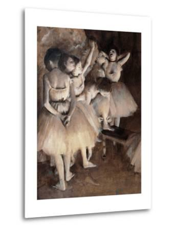 Dance Foyer at Opera (Paris)