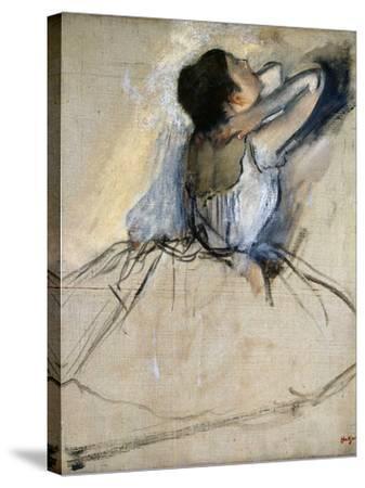 Dancer, C. 1874 by Edgar Degas