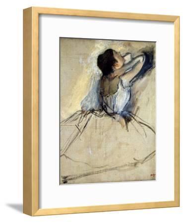Dancer, C1874