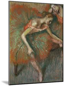 Dancer, Circa 1899 by Edgar Degas