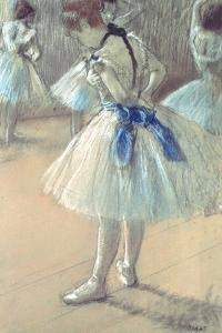 Dancer by Edgar Degas