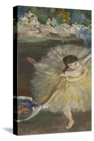 Dancing Girl, Fin D'Arabesque, 1877