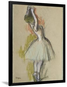 Danseuse Debout, C. 1885 by Edgar Degas