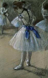 Danseuse by Edgar Degas