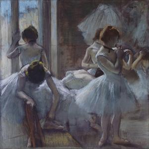 Danseuses, c.1884-1885 by Edgar Degas