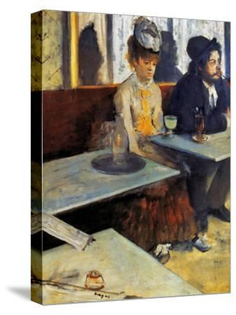Degas: Absinthe, 1873