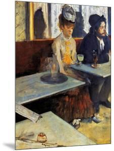 Degas: Absinthe, 1873 by Edgar Degas