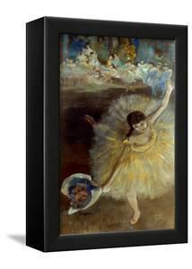 Degas: Arabesque, 1876-77 by Edgar Degas