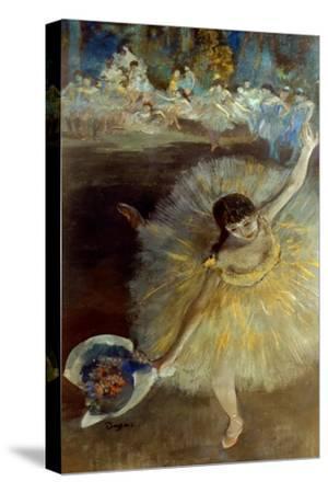 Degas: Arabesque, 1876-77