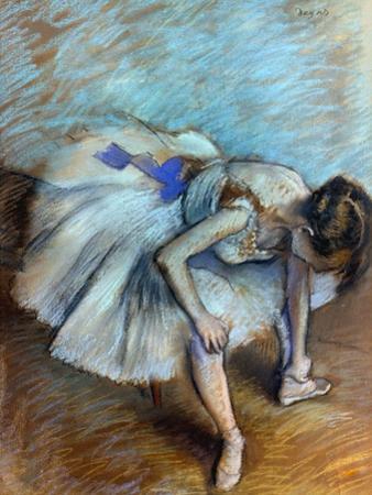 Degas: Dancer, 1881-83 by Edgar Degas