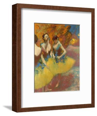 Degas: Dancers, C1891