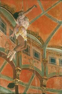 Degas: Miss La La by Edgar Degas