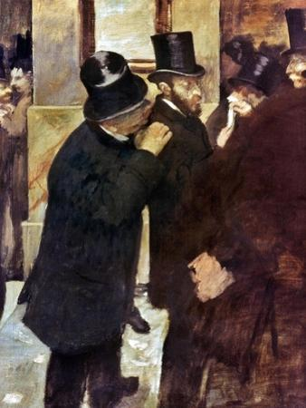Degas: Stock Exchange