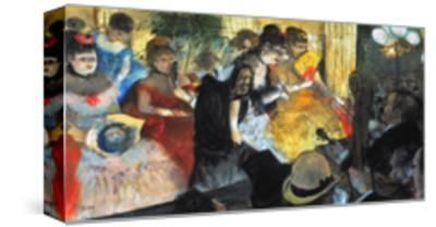 Edgar Degas: Cabaret, 1876