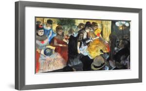 Edgar Degas: Cabaret, 1876 by Edgar Degas