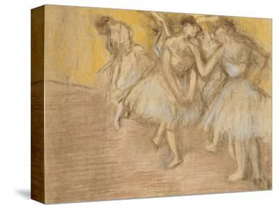 Five Dancers on Stage, C.1906-08