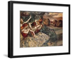 Four Dancers, 1899 by Edgar Degas