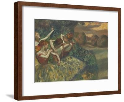 Four Dancers, C.1899