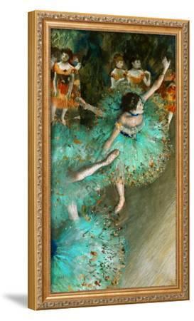 Green Dancer, circa 1880