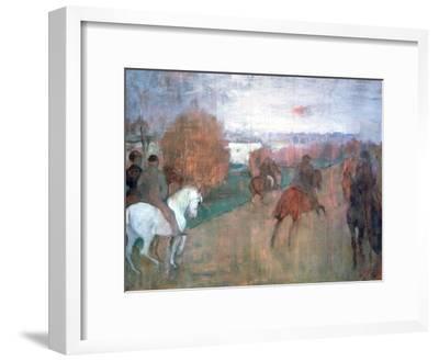 Horse Riders, 1864-1868
