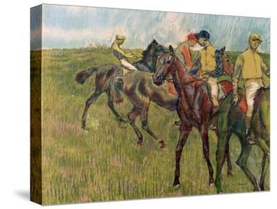Horses with Jockeys, 1910