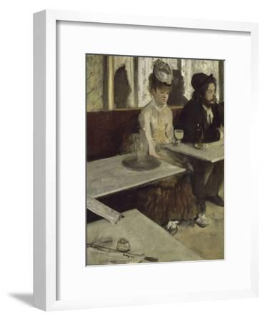 In a Café (Absinth), 1873