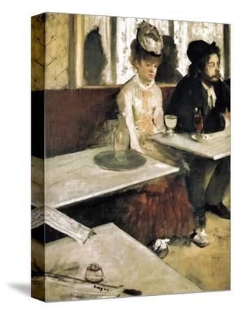 In a Café or L'Absinthe (Dans Un Café Ou L'Absinthe)