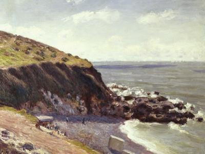 Lady's Cove, Langland Bay, Morning, 1897 by Edgar Degas