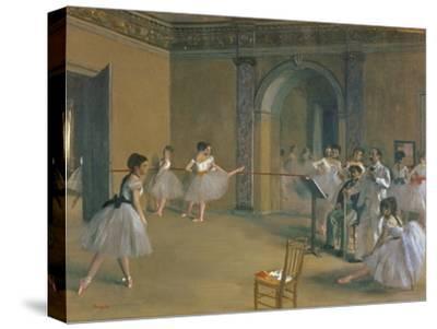 Le Foyer De La Danse a L'Opéra De La Rue Le Peletier, 1872