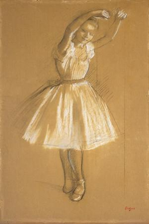 Little Dancer, 1875 by Edgar Degas