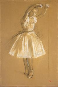Little Dancer, 1875 by Edgar Degas