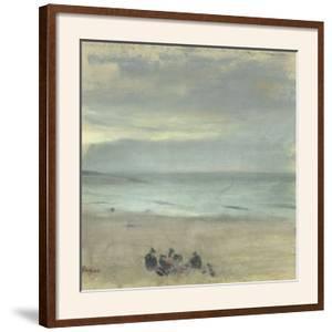 Marine by Edgar Degas