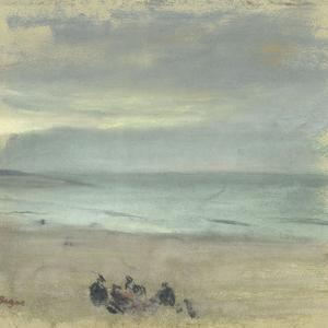 Marine by Edgar Degas