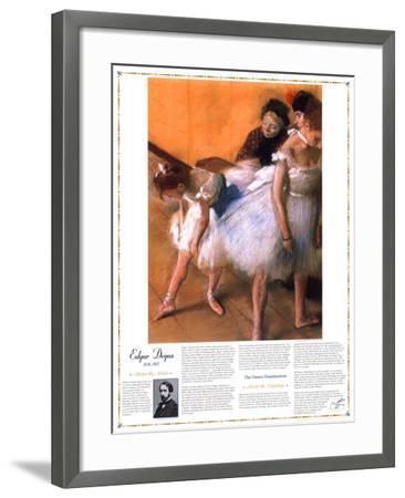 Masterworks of Art - The Dance Examination