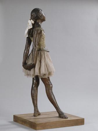 Petite danseuse de 14 ans ou Grande danseuse habillée by Edgar Degas