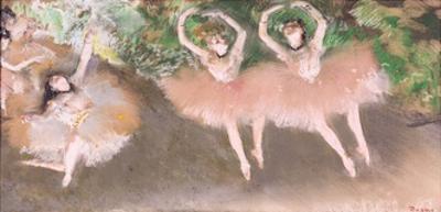 Scene De Ballet, C.1879