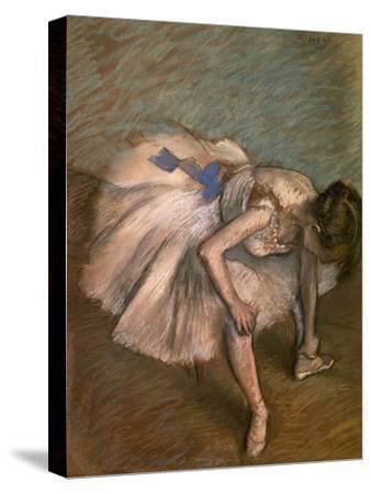 Seated Dancer, Ca. 1881-1883