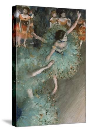 Swaying Dancer (Dancer in Gree), 1877-1878