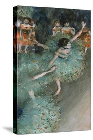 Swaying Dancer (Dancer in Green), 1877-79