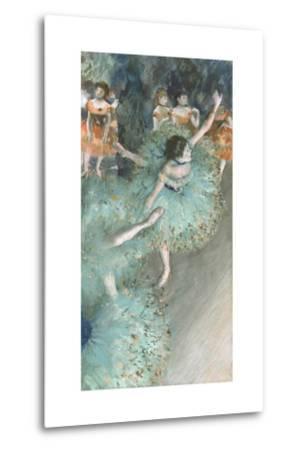 Swaying Dancer (Dancer in Green)