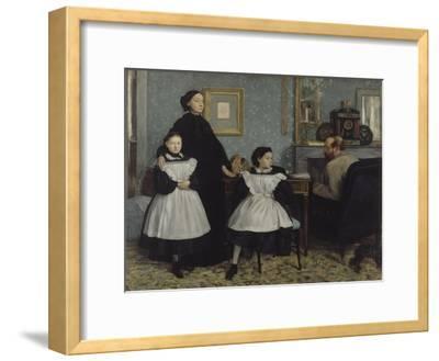 The Bellelli Family, 1858-1867