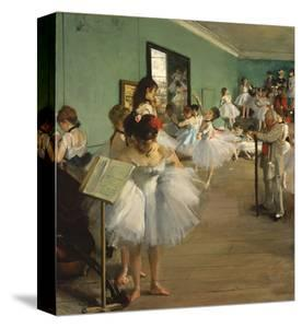 The Dance Class, 1874 by Edgar Degas